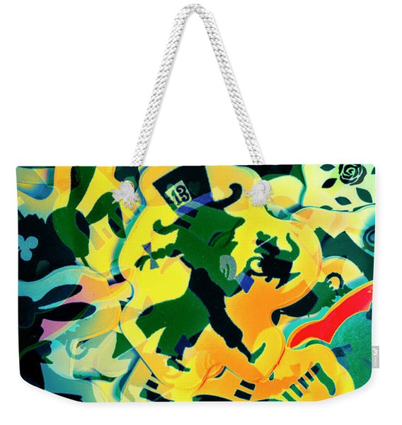 The Madness Is Real Weekender Tote Bag