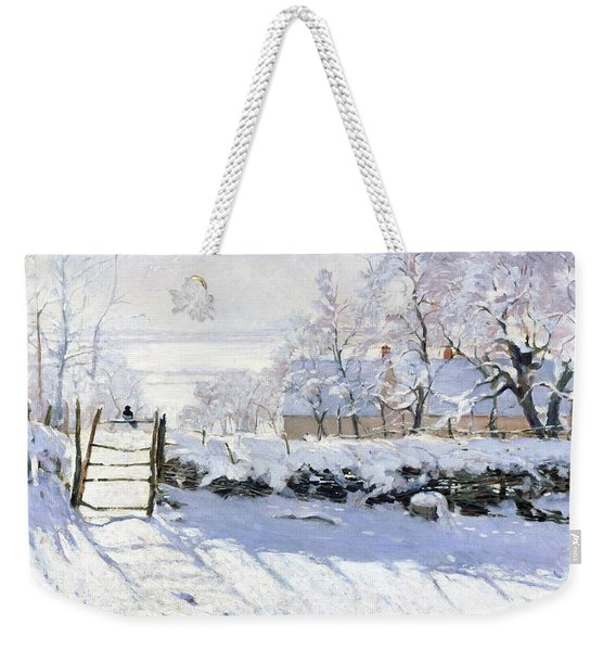 The Magpie - Digital Remastered Edition Weekender Tote Bag