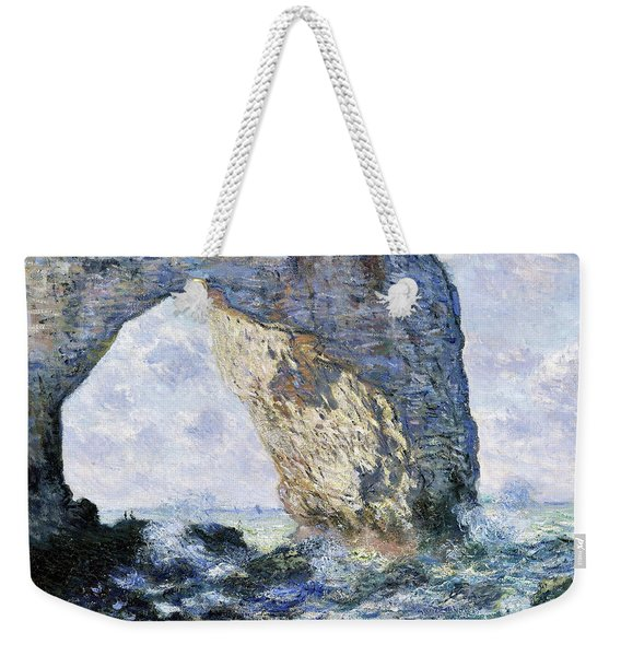 The Manneporte - Digital Remastered Edition Weekender Tote Bag