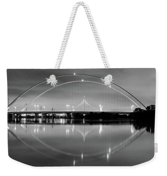 The Margaret Mcdermott Bridge Weekender Tote Bag
