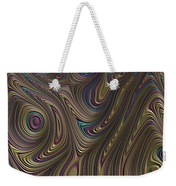 The Maze. Weekender Tote Bag