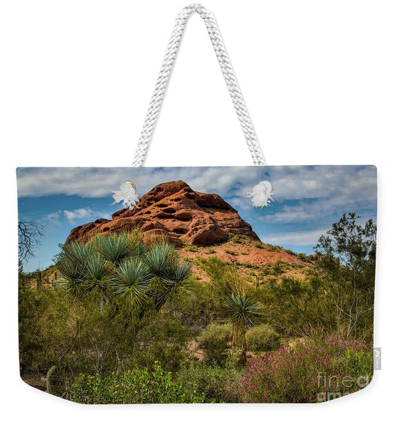 The Mighty Papago Weekender Tote Bag