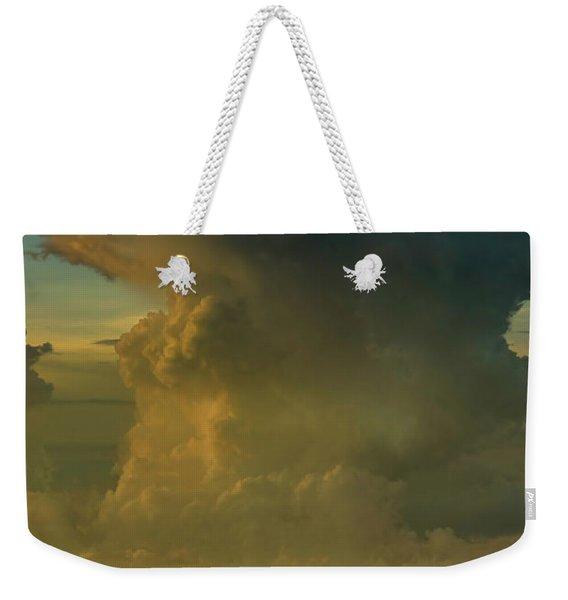 The Mighty Skyway Weekender Tote Bag