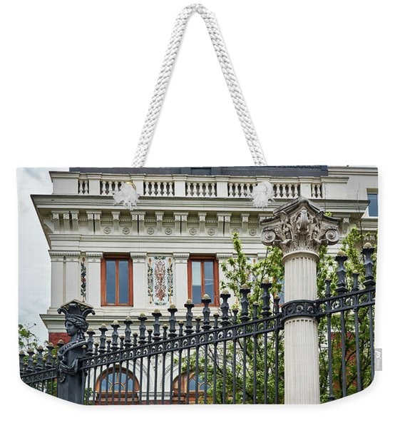 The Ministry Of Agriculture, Fisheries, Food And Environment In Madrid Weekender Tote Bag