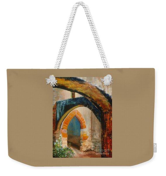 The Mission Weekender Tote Bag