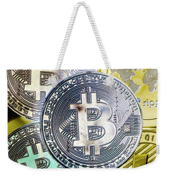 The Modern Economy Weekender Tote Bag