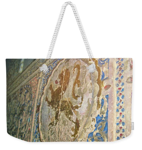 Weekender Tote Bag featuring the photograph The Monastary by JAMART Photography