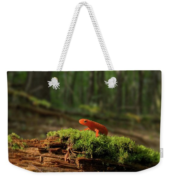 The Moss Boss Weekender Tote Bag