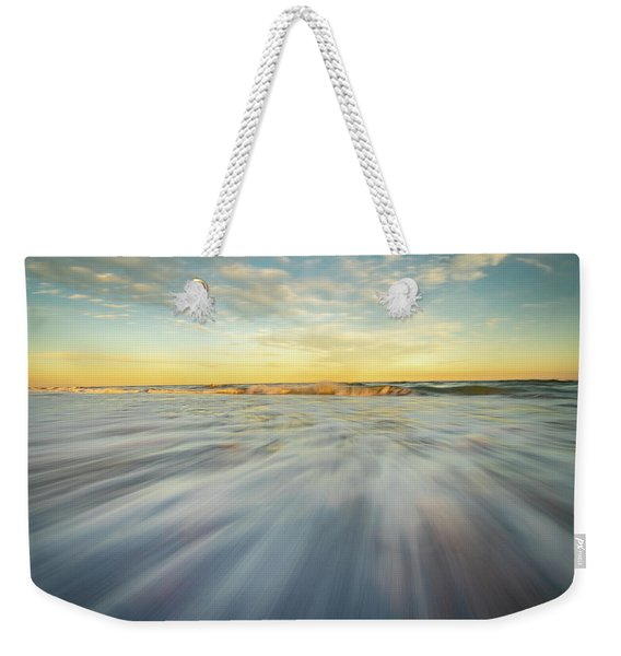 The Ocean 1 Weekender Tote Bag