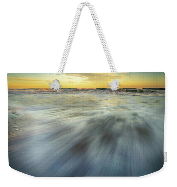 The Ocean 2 Weekender Tote Bag