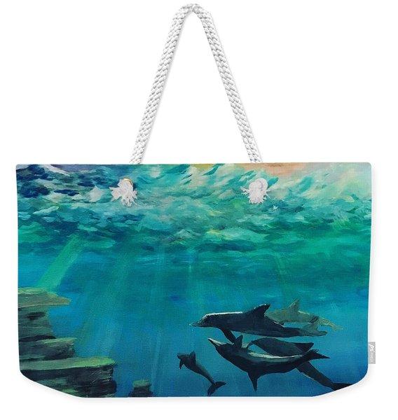 The Od Weekender Tote Bag