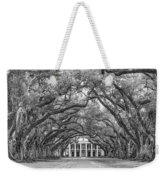 The Old South Version 3 Bw Weekender Tote Bag