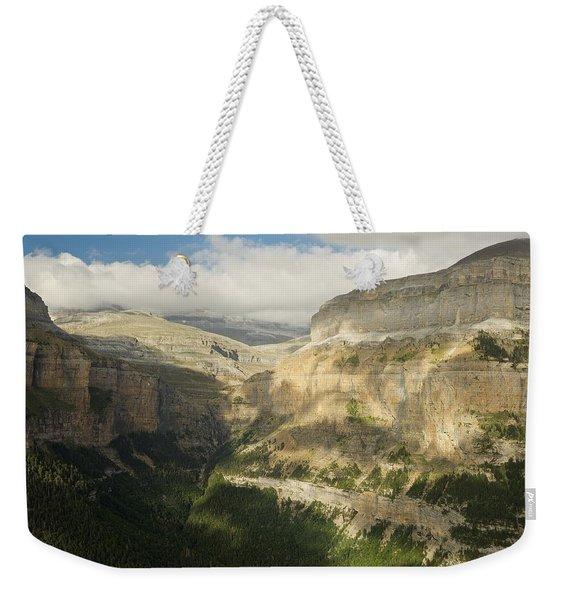 The Ordesa Valley Weekender Tote Bag
