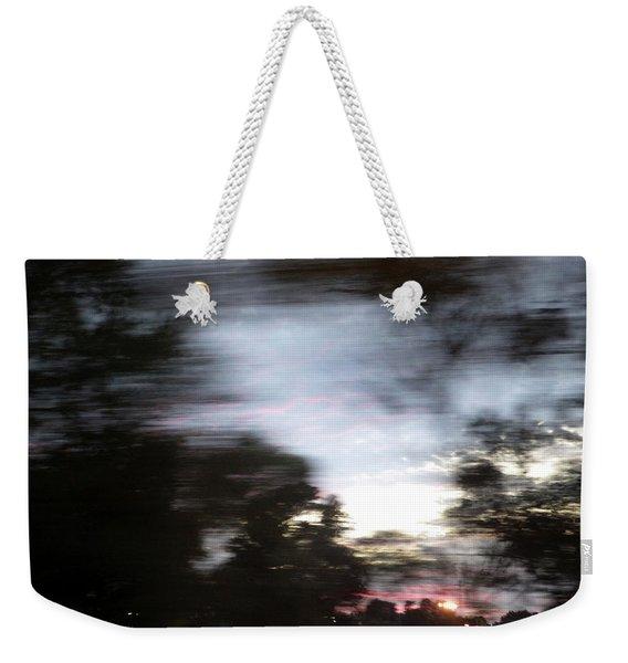 The Passenger 01 Weekender Tote Bag