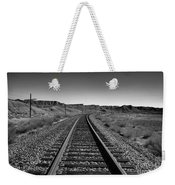 The Path In Desolation Weekender Tote Bag