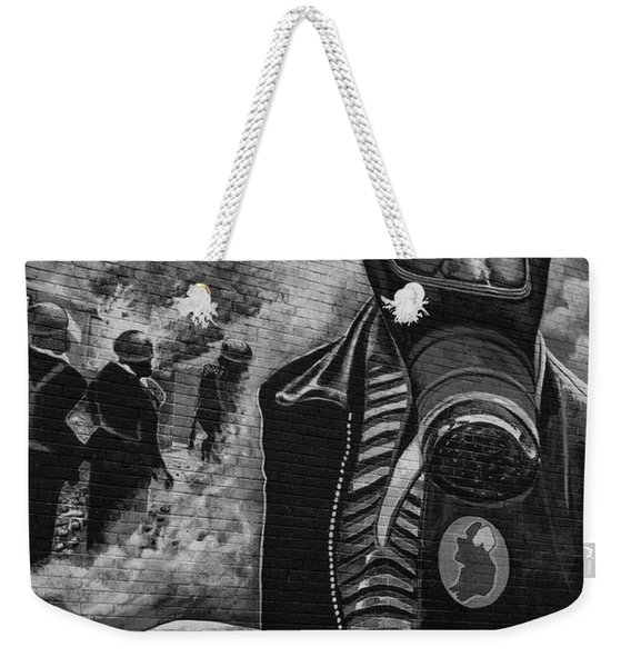 The Petro Bommer 2 Weekender Tote Bag