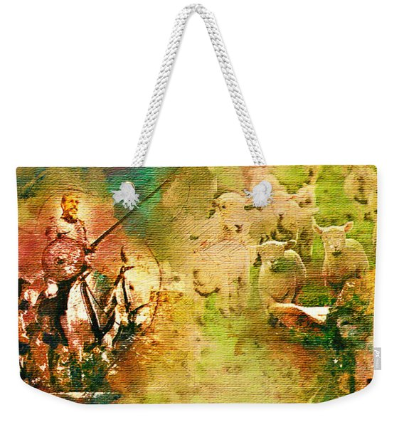 The Quijote Dream Weekender Tote Bag