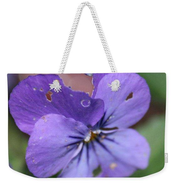 The Raggedy Viola Weekender Tote Bag
