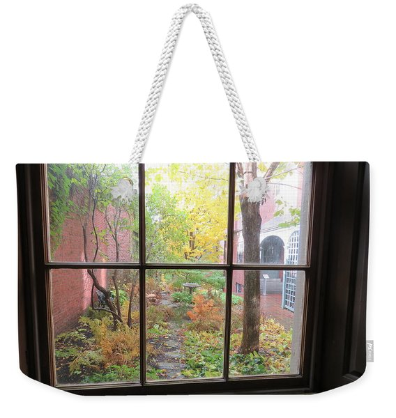 The Rainy Day By Longfellow Weekender Tote Bag