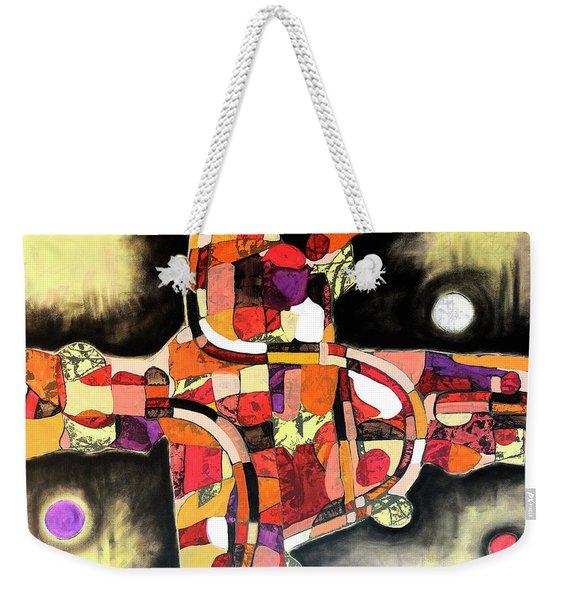 The Reeping Weekender Tote Bag