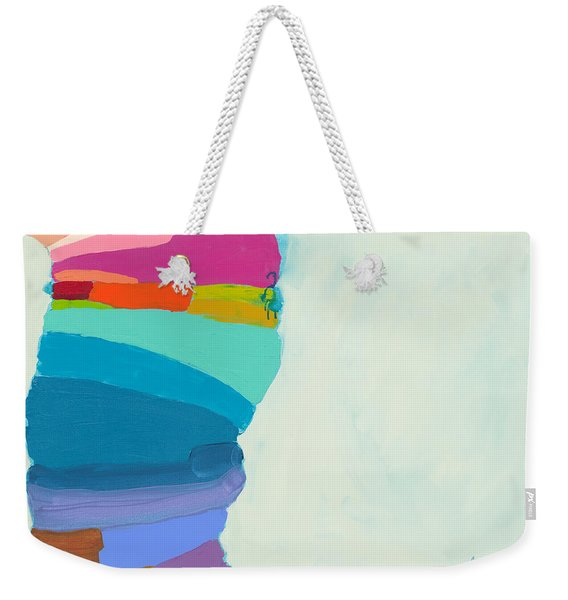The Right Timing Weekender Tote Bag