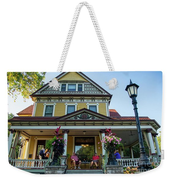 The Rivertown Inn Stillwater Minnesota Weekender Tote Bag