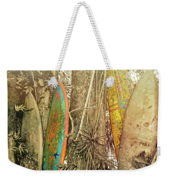 The Road To Hana Weekender Tote Bag