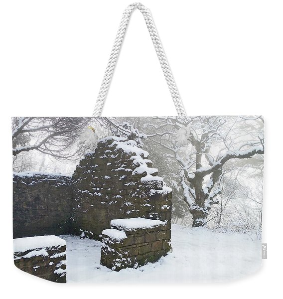 The Ruined Bothy Weekender Tote Bag