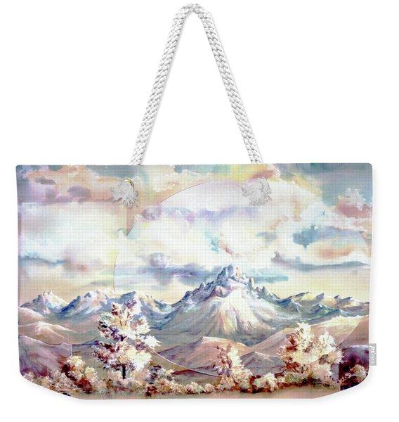The San Juans Weekender Tote Bag