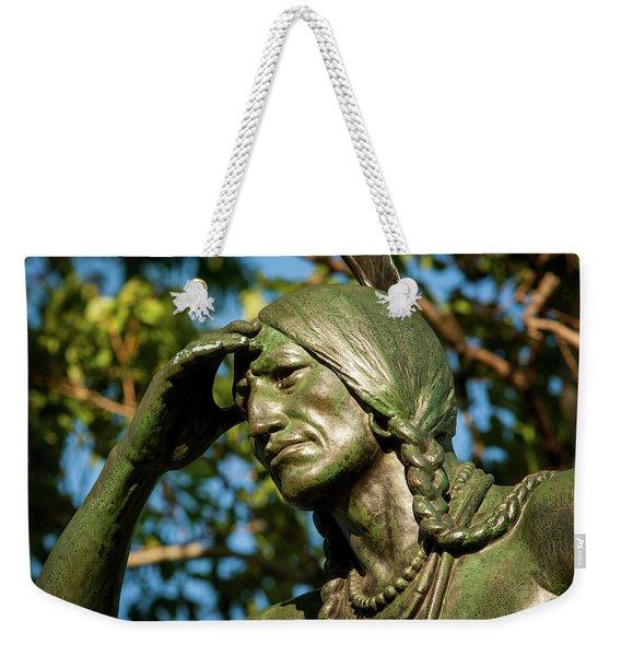 The Scout Detail Weekender Tote Bag