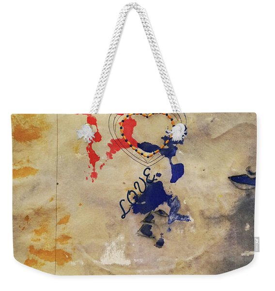 The Shadows Of Love Weekender Tote Bag
