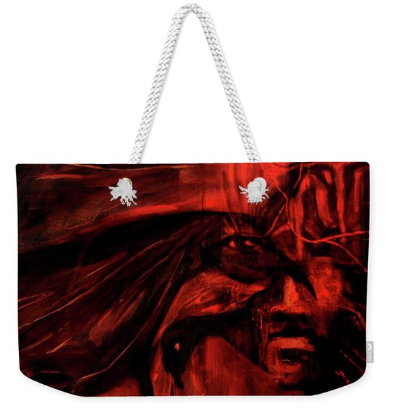 The Shap Shifters Call Weekender Tote Bag