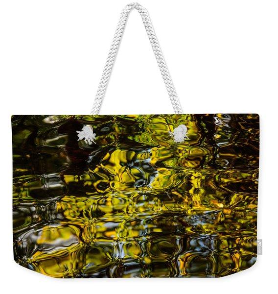 The Shape Of Water Weekender Tote Bag