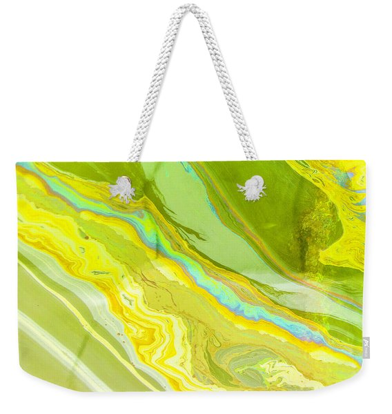 The Sheen From The Arizona Weekender Tote Bag