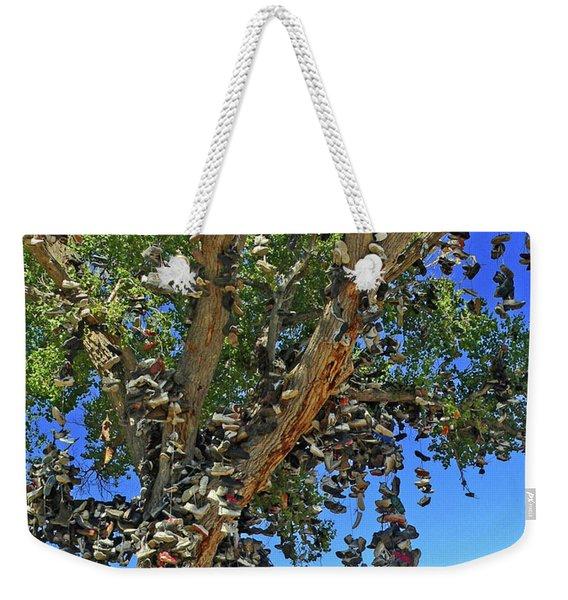 The Shoe Tree Weekender Tote Bag