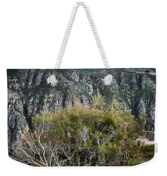 The Sights Of The Sil Weekender Tote Bag