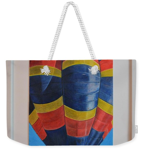 The Sky, Is It The Limit? Weekender Tote Bag