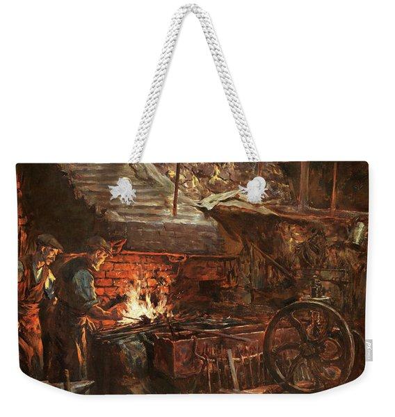 The Smith's Workshop Weekender Tote Bag