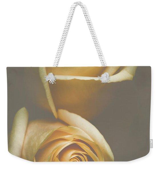 The Soft Shadows Weekender Tote Bag