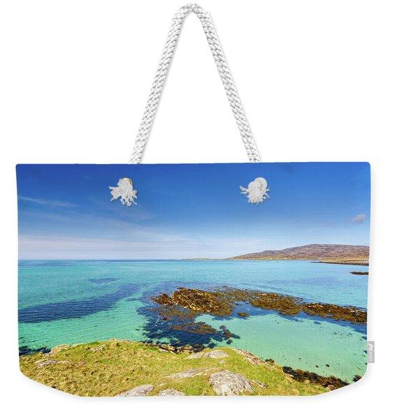The Sound Of Barra Weekender Tote Bag
