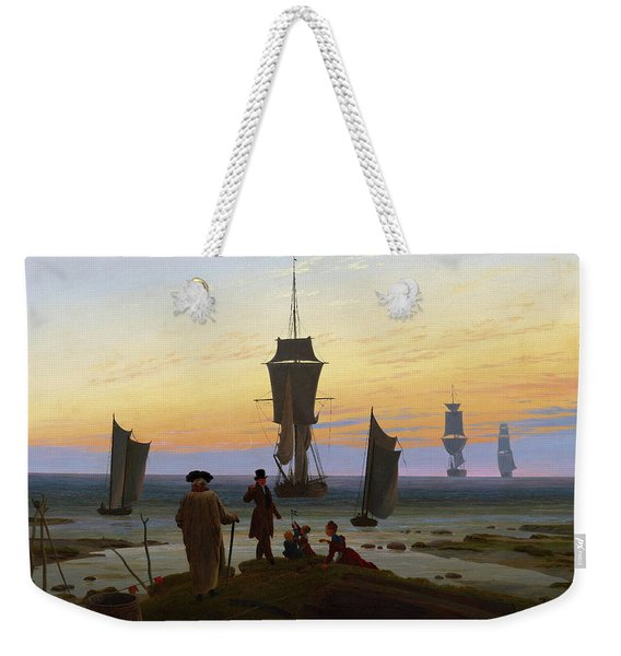 The Stages Of Life, 1834 Weekender Tote Bag