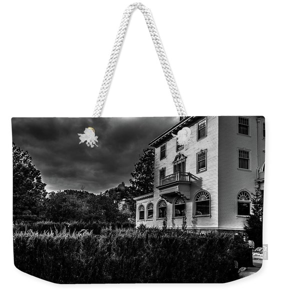 The Stanley Hotel Weekender Tote Bag
