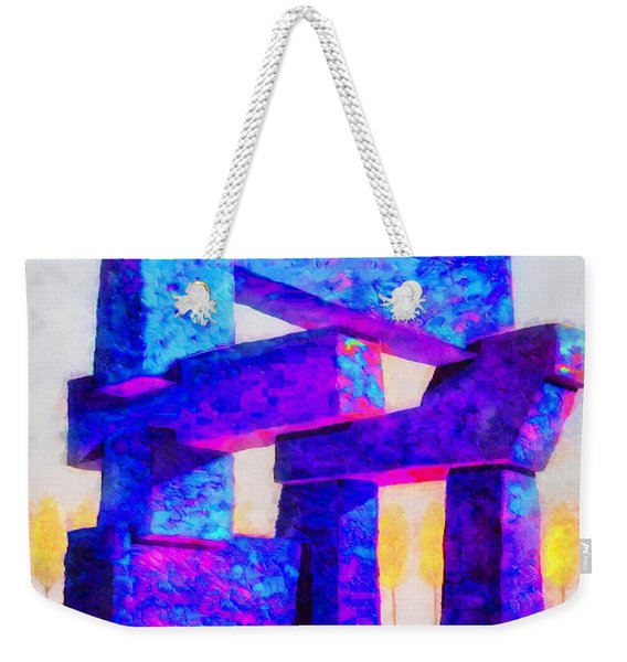 The Structure - Pa Weekender Tote Bag