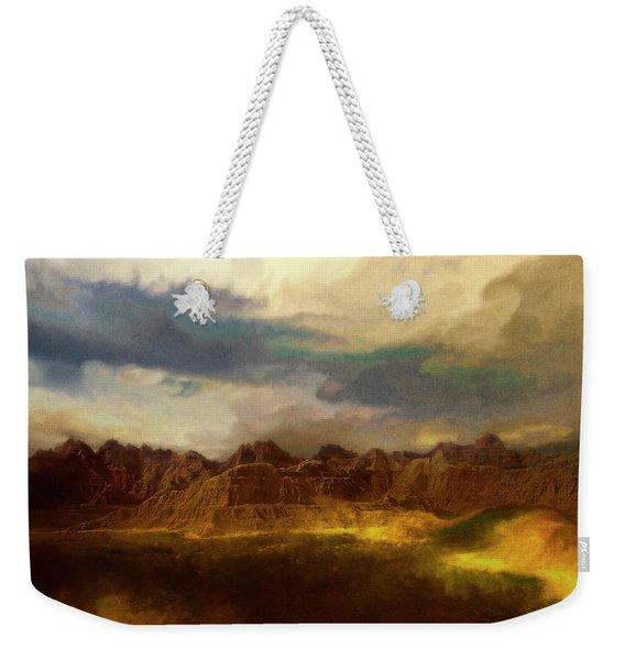 The Sun's Dance Weekender Tote Bag