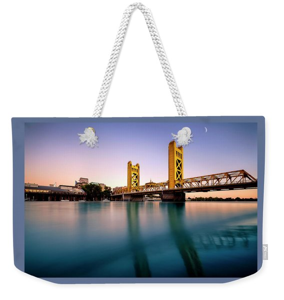 The Surreal- Weekender Tote Bag