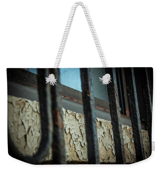 The Texture Of Time Weekender Tote Bag