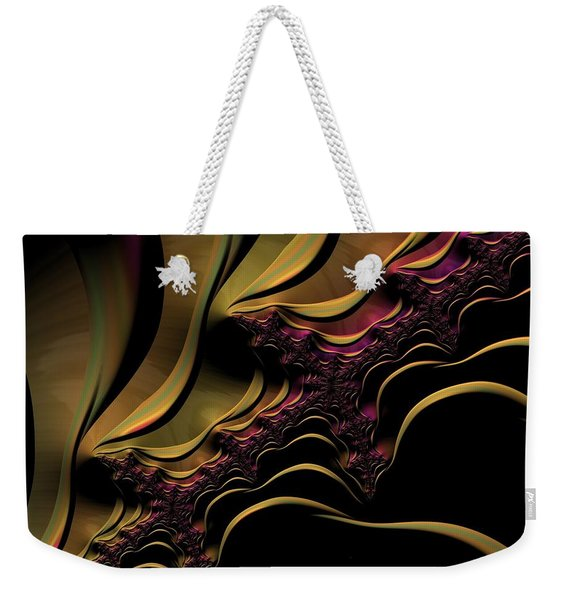 The Theater Balcony Weekender Tote Bag