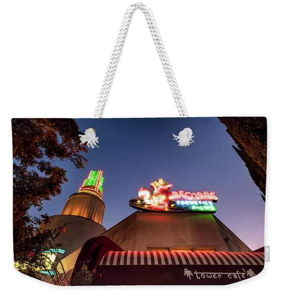 The Tower- Weekender Tote Bag