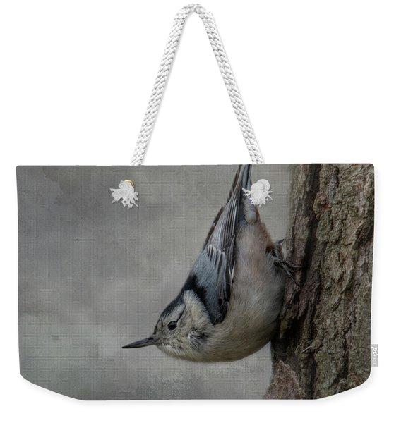 The Tree Walker Weekender Tote Bag