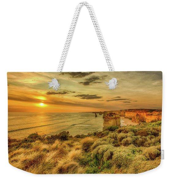 The Twelve Apostles Weekender Tote Bag